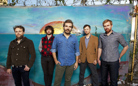 Red Wanting Blue billboard