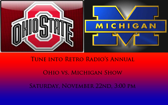 retro radio osu michigan project