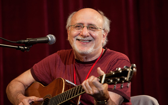 Peter Yarrow '59.