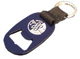 WJCU key ring / bottle opener