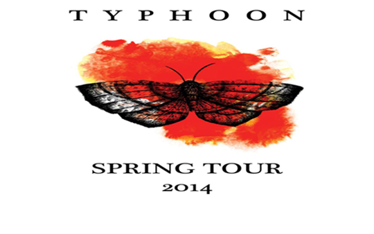 WJCU Presents Typhoon 2014