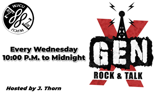 GenX Rock and Talk Graphic