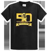 WJCU Radiothon 2019 T-shirt design